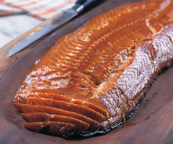 Hot Smoking Your Own Salmon How To Finecooking