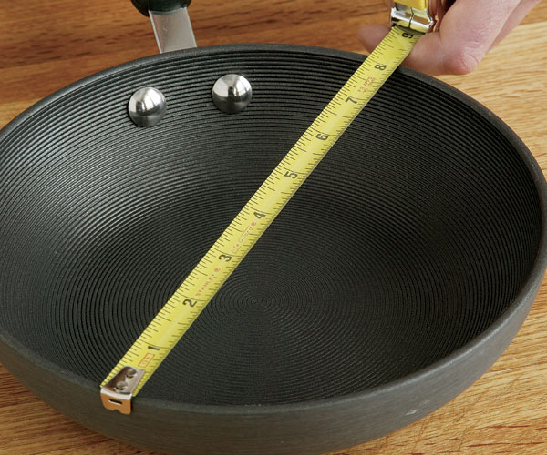 What Size Is My Skillet Article Finecooking
