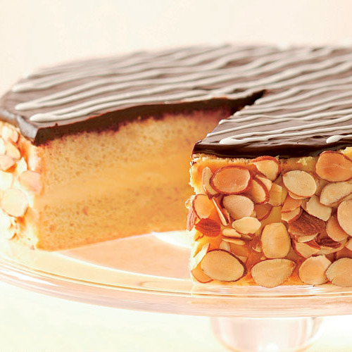 French Butter Sponge Cake Recipe Fine Cooking