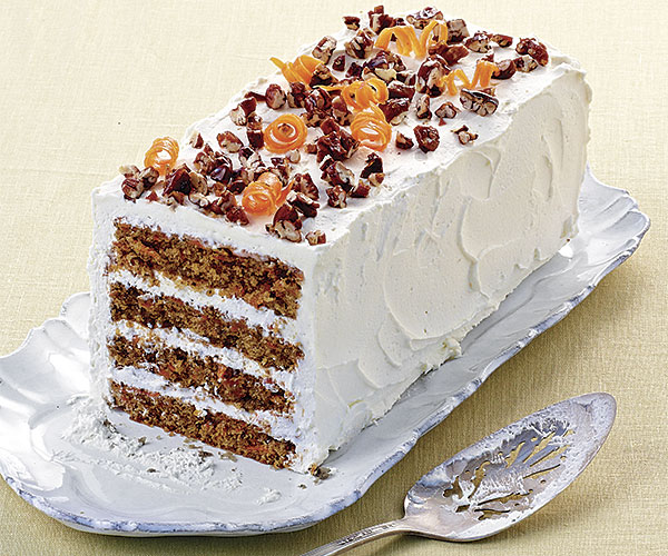 Carrot Cake With Mascarpone Frosting Recipe Finecooking