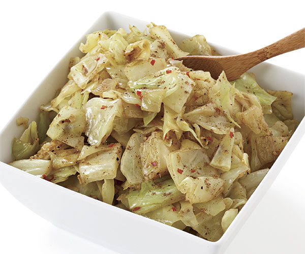 Indian Spiced Cabbage Recipe Finecooking