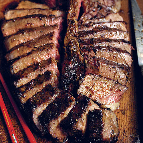 Porterhouse With Garlic Soy Sauce Marinade Recipe