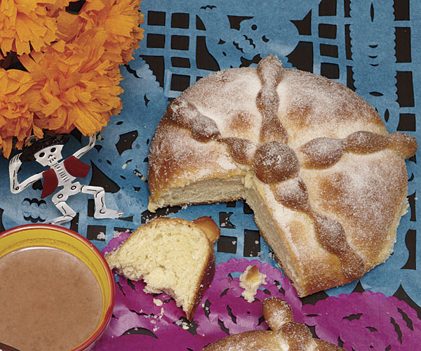 Pan De Muerto Recipe Finecooking