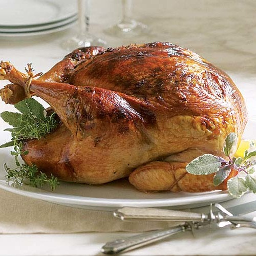 how to cook a turkey in a convection oven video