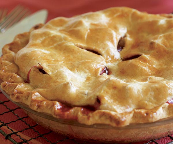Strawberry Rhubarb Pie Recipe Finecooking