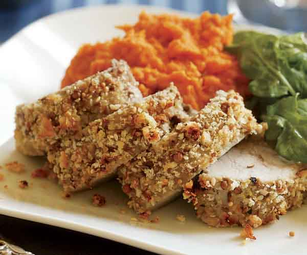 Pork Tenderloin Recipes: Spice-Crusted Roast Pork Tenderloin