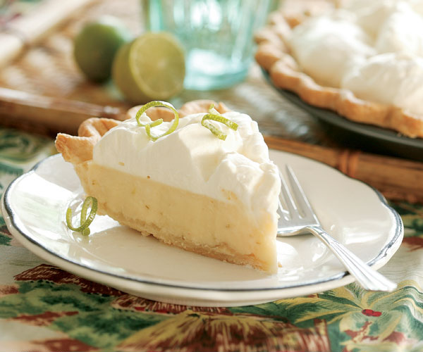 Key Lime Pie Recipe Finecooking