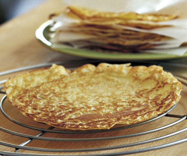 Basic Crêpe Recipe