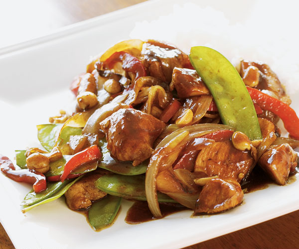 Hoisin Chicken Stir Fry Recipe Finecooking