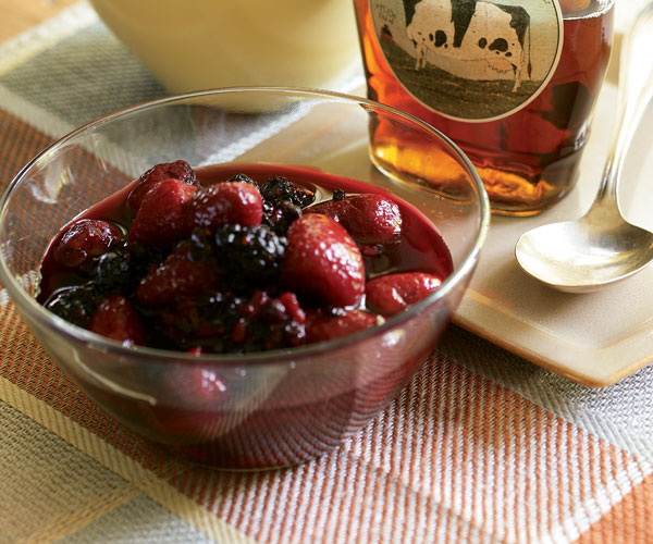 Berry Compote Recipe Finecooking
