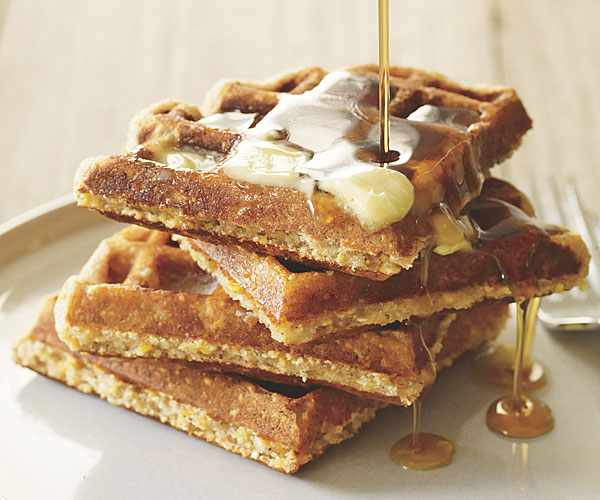 Image result for Corn Meal and Oat Waffle Mix
