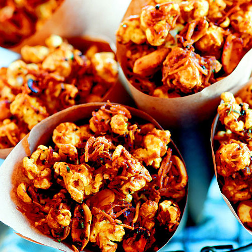 Street food from around the world finecooking coconut curry caramel corn forumfinder Choice Image