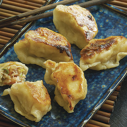 Chinese egg and scallion dumplings jiao zi recipe finecooking how to make chinese dumplings forumfinder Image collections
