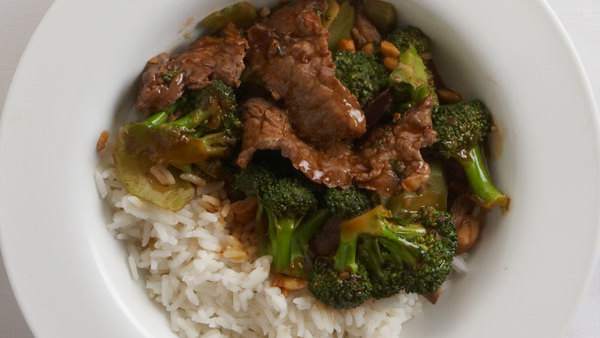 Stir fried beef broccoli with black bean sauce recipe finecooking forumfinder Choice Image