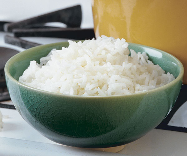 how to make basic fluffy white rice recipe finecooking