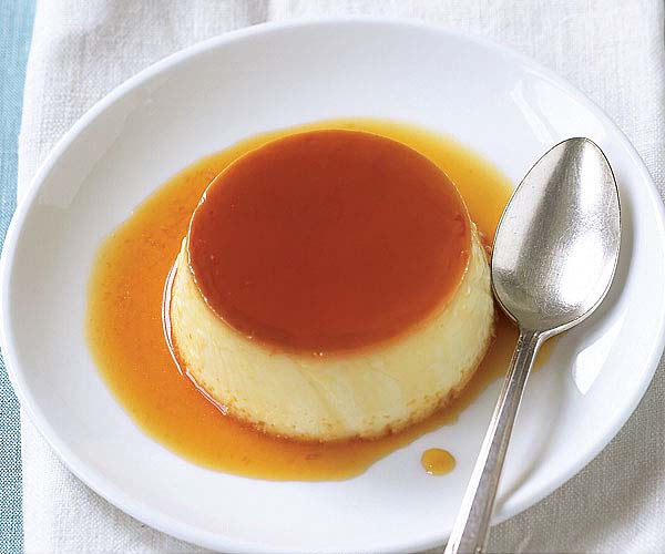 Basic Creme Caramel Recipe Finecooking