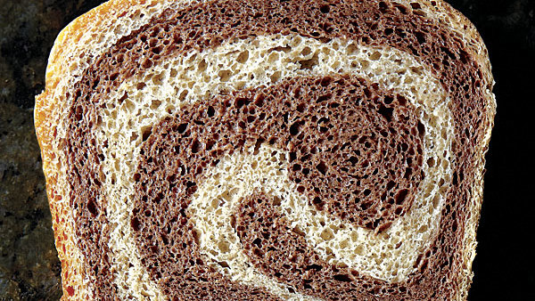 How To Shape Marble Rye How To Video Finecooking