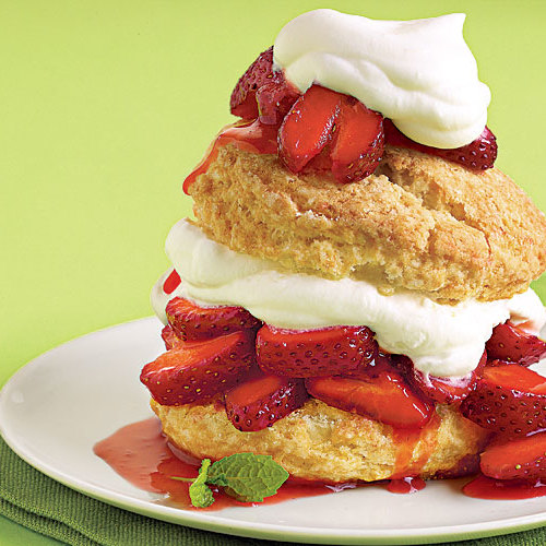Classic Strawberry Shortcake Recipe Finecooking