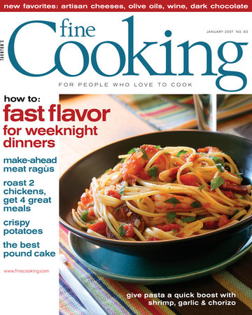 Issue 83 Magazine Issue Finecooking