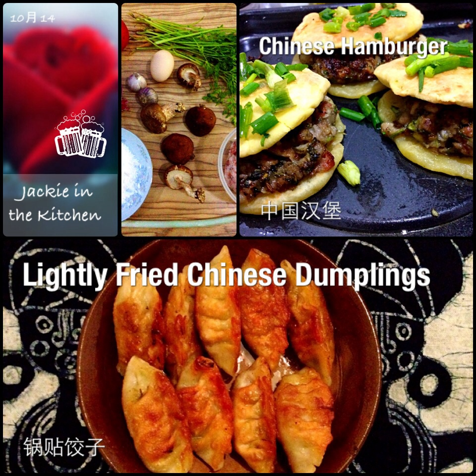 Chinese hamburgers and lightly fried chinese dumplings finecooking forumfinder Image collections