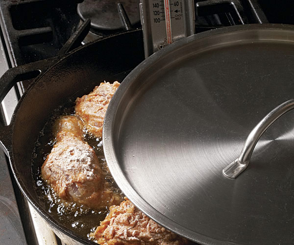 The Science Of Frying Article Finecooking