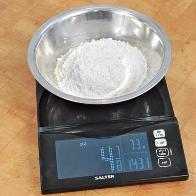 Salter MaxView Electronic Kitchen Scale
