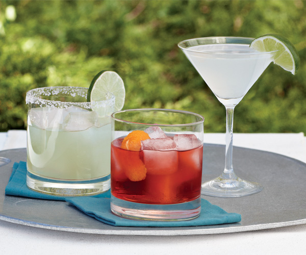 Classic Summer Cocktail Recipes