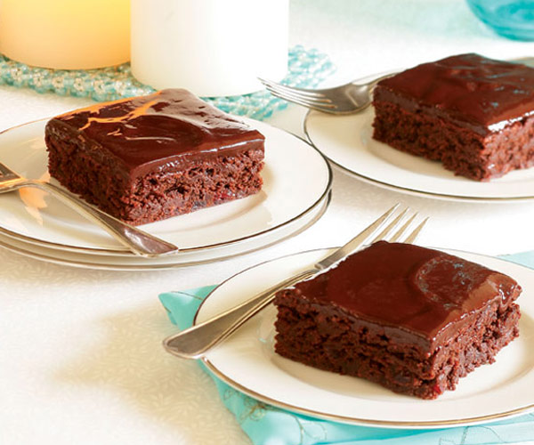 port ganache brownie recipe