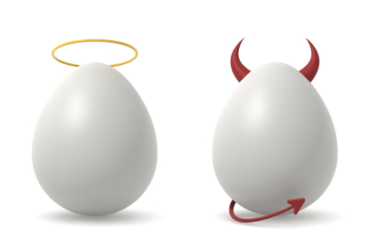 A Bad Egg - Article - FineCooking