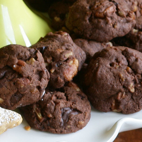 Double Chocolate Chip Cookie Dough Recipe