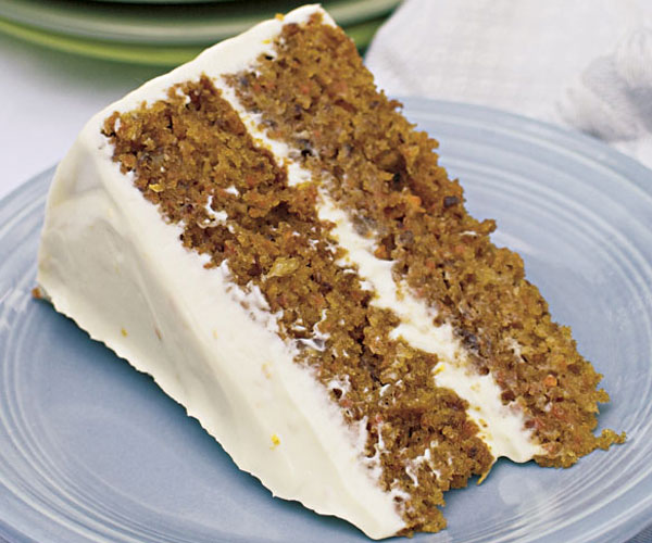 Cooking Light Carrot Sheet Cake With Cream Cheese Frosting
