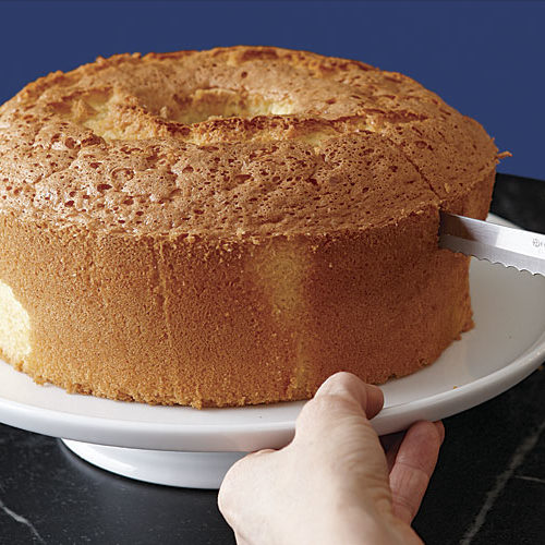 When Should I Remove Cake From Tube Pan