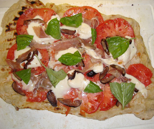 figs with prosciutto grilled pizza