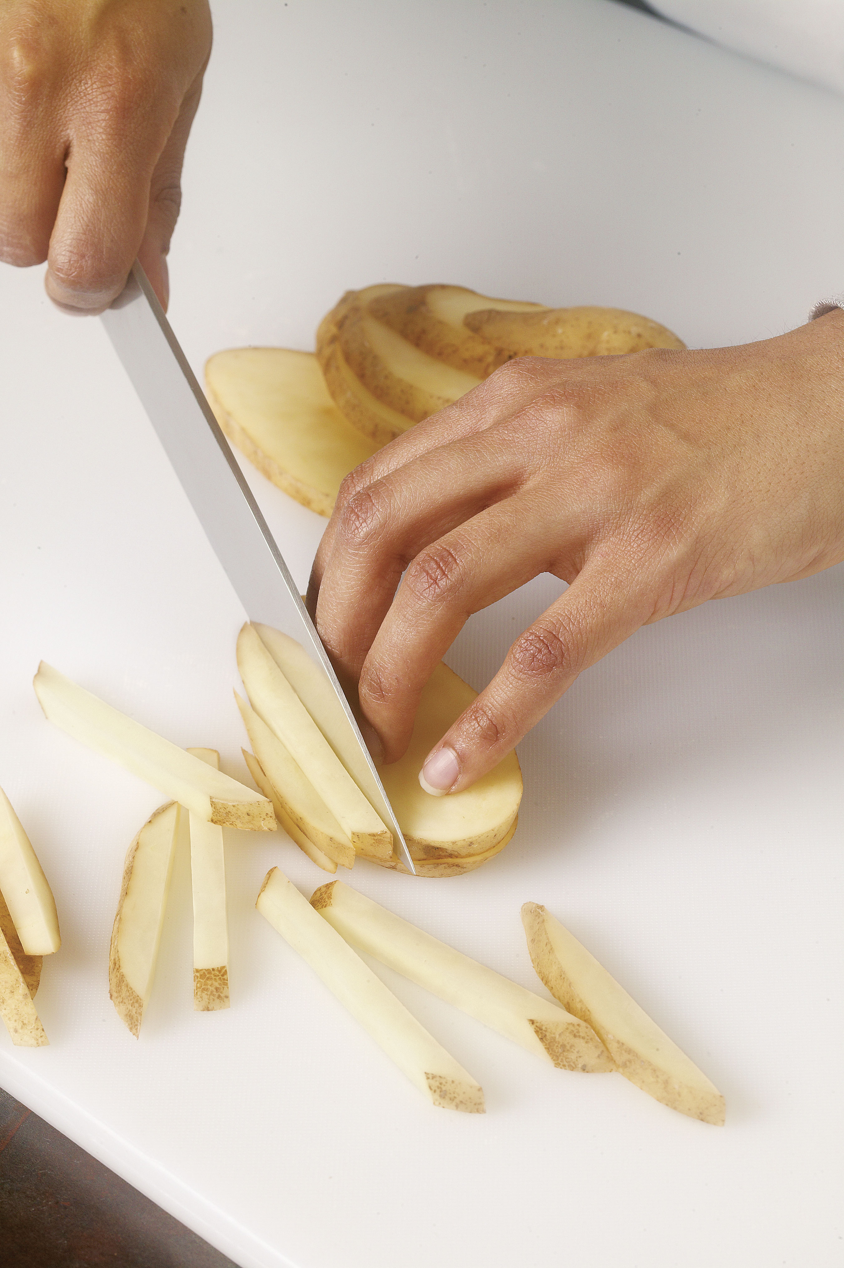 How To Make French Fries Finecooking
