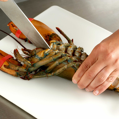 Video: How to Kill a Lobster
