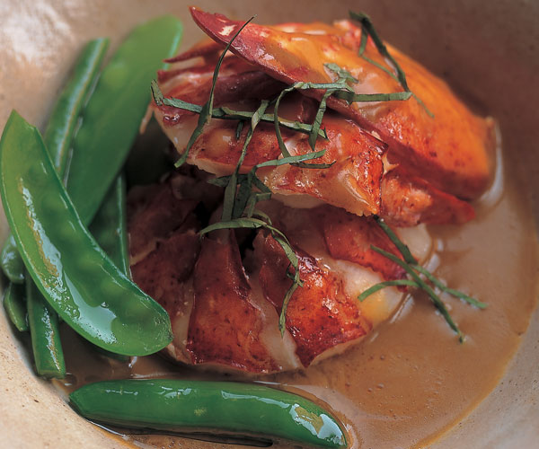 Lobster with Sauternes and Curry