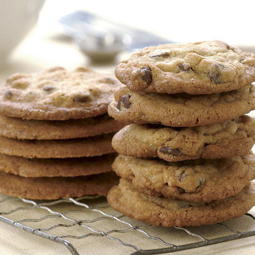 Chewy Chocolate Chip Cookies Recipe Finecooking