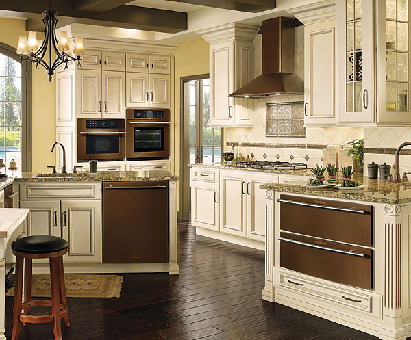 Jenn-Air Appliances in Oiled Bronze - Article - FineCooking