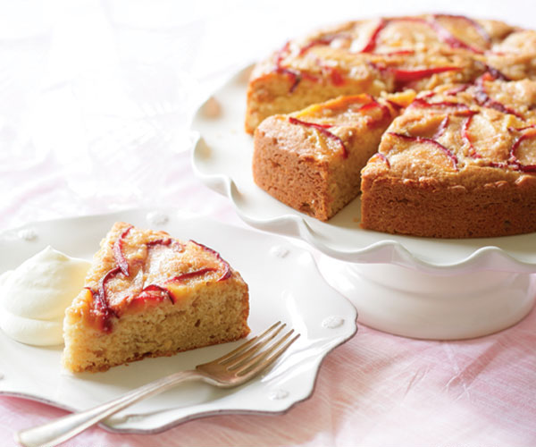 Simple Summer Fruit Cakes How To Finecooking