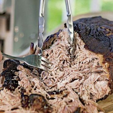Fred's Ultimate Smoked Pork Shoulder