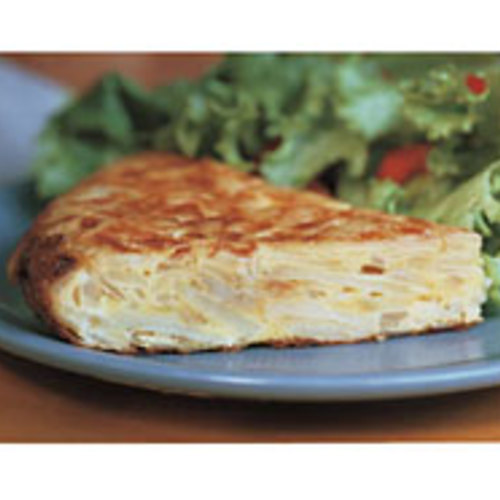Spanish Potato Tortilla (Tortilla Española) Recipe