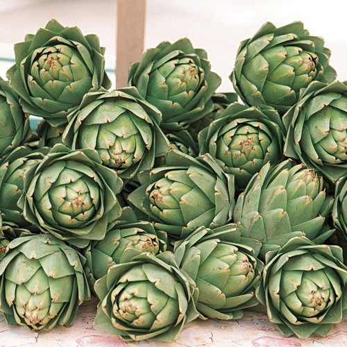 pan seared artichokes with sherry vinegar thyme recipe finecooking