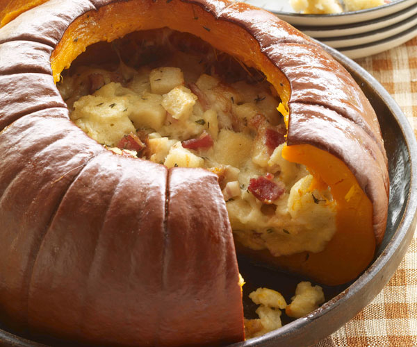 A Vegetarian-Friendly Thanksgiving Dinner