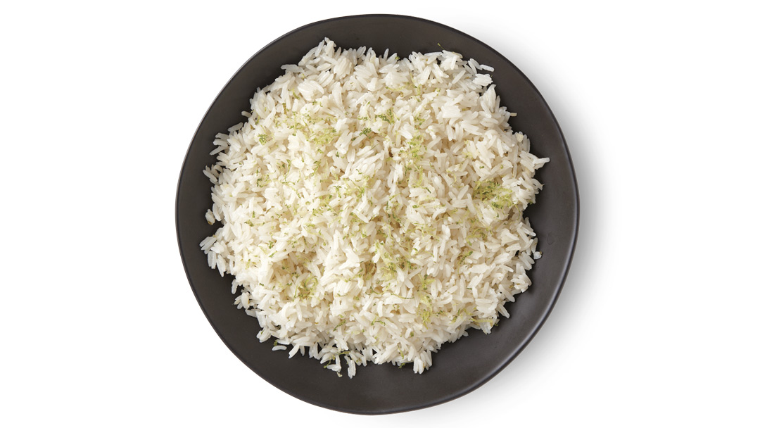 Ginger Coconut Rice