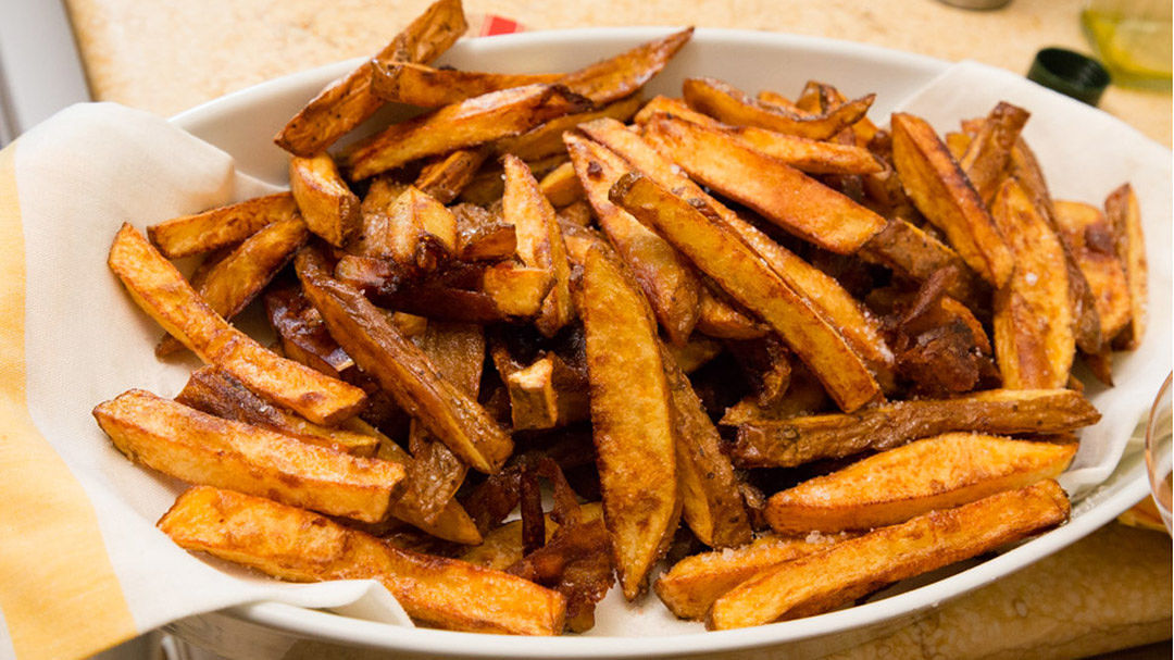 Cold Fry Frites Moveable Feast Recipe Finecooking