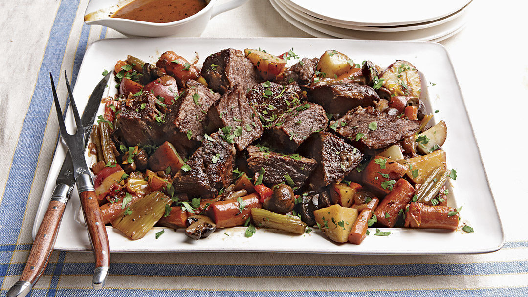 How to create your own pot roast finecooking save to recipe box forumfinder Choice Image