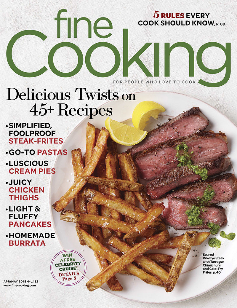 Fine Cooking Magazine - April/May 2018
