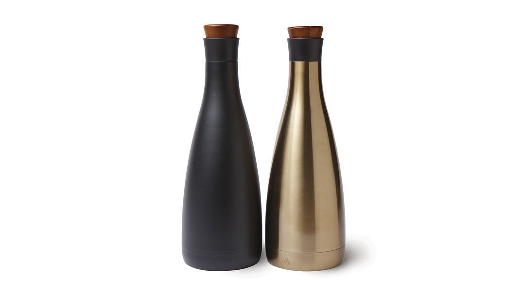 Manna Insulated Wine Carafes Product Finecooking