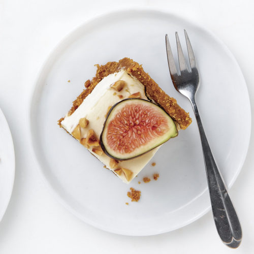 mascarpone fig pie