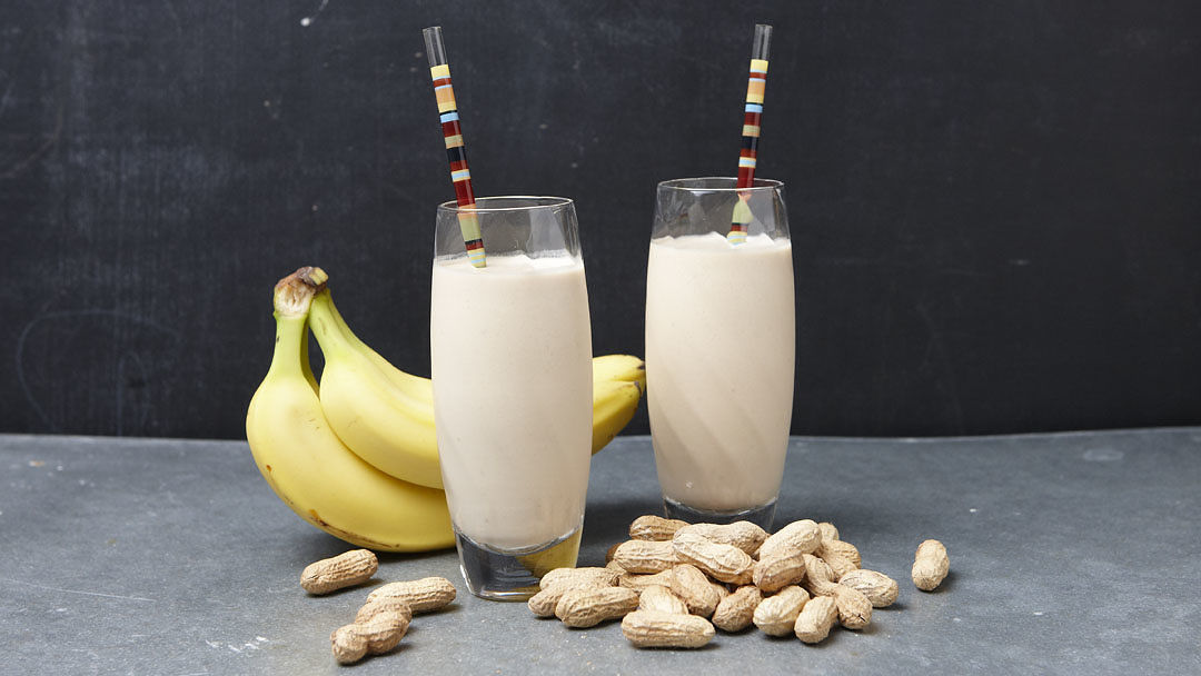 Peanut Butter-Banana Smoothie